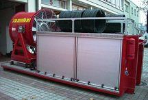 W World Fire Rescue (5) / Feuerwehr Logistic.