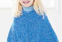 Childrens' knits