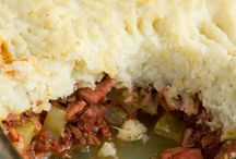 Paleo Bacon shepperd pie