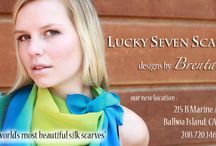 For The Head / by Lucky Seven Scarves®