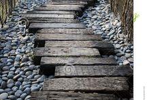 timber paths