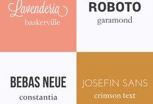 # Typographies