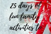 Holiday Activities For Families