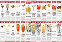 Flavored vodka drinks