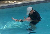 Teaching Toddlers To Swim