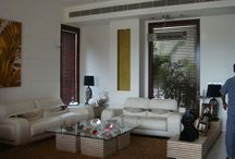 Home Interiors / Interior designs of homes by Asian Designers and Architects