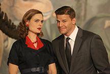 Bones- Brennan e Booth