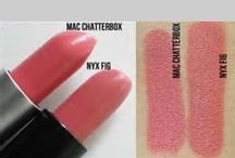 Makeup Dupe ^^Lipstick^^