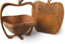 koszyki -  wooden basket