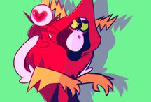 Lord Hater and Commander Peppers / Cuties!