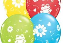 Party Balloons  / Party Balloons for  your next event!  Birthdays, Weddings, Showers