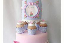 Taarten / cupcakes