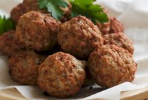 Majestic Meatballs / Meatballs from any part of the world.