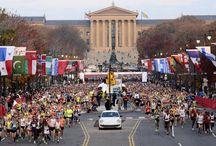 Philadelphia Marathon / Your Go-To Guide for the Philadelphia Marathon