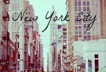 NYC / by Thalia Iakovidou
