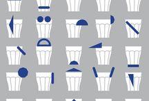 Print your Duralex - 5.5 Designstudio / Pour les D'Days 2015 et pour les 70 ans de Duralex, le 5.5 Designstudio a proposé 70 expériences qui révèlent toutes les facettes du verre Picardie.