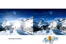 Wintersport zonnebrillen / Ga jij naar de sneeuw en wil jij de beste oogbescherming én ook een hippe zonnebril? Op dit bord vind je de beste en hipste wintersportzonnebrillen met gepolariseerde glazen voor het optimale zicht in de bergen! Check: www.fashionzonnebril.nl