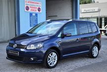 VW Touran 2.0 tdi 140cv DSG+Levas ...16990 Euros