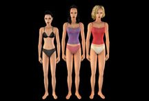 Sims 2 Clothing- Undies