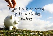Money saving and money making tips