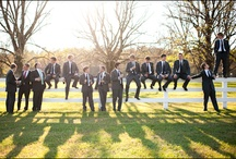 Posing - Groomsmen / Wedding photography