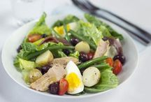 Salads / by Cindy Kinsella