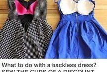 Clothes tricks n plans