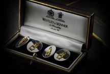 Cufflinks / Cufflinks Gold & Silver  | Advance Sale of our 'Updrafts of Inspiration' Winter Collection 2017/2018 |  18-KARAT WHITE GOLD DOUBLE SIDED CUFFLINKS 925 STERLING SILVER DOUBLE SIDED CUFFLINKS  HANDCRAFTED BY BENTLEY & SKINNER (BOND STREET JEWELLERS) LTD., JEWELLERS BY ROYAL APPOINTMENT TO HER MAJESTY THE QUEEN AND H.R.H. THE PRINCE OF WALES   SHOP NOW ON : https://www.sven-holger.com/en/product/gold-doublesided-cufflinks/