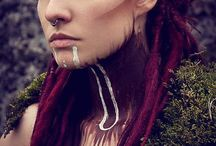 Dreadlocks / Dreads dread heads / by Cel Santi