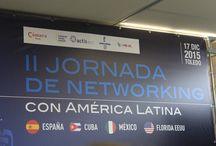 II JORNADA NETWORKING AMÉRICA LATINA / Austral Consulting ha organizado para la Cámara de Comercio de Toledo en su Vivero de Empresas, la II Jornada de Networking con América Latina