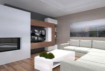 obývácí místnosti