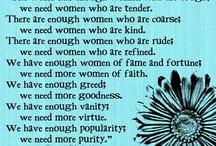 Words of Wisdom / by Patricia Keefner