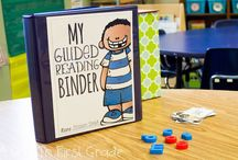 Guided Reading / Small Group reading ideas and resources