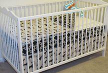 Nursery Ideas / by Melanie Spickerman-Ancich