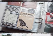 Project Life--Inspired! / Scrapbooking