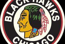 Chicago Blackhawks / by Brittany Mayor