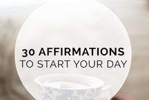 | AFFIRMATIONS |