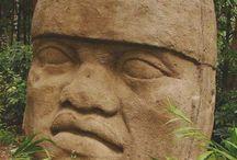 Aztecs, Olmecs