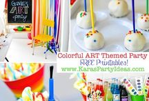 Art & Paint Party