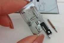 cómo usar los prensatelas