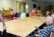 Activités pour personnes ages
