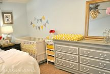 Ideas for baby in master BR / by Kelsea Miller