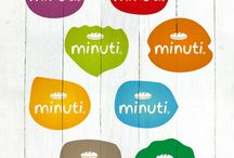 Minuti Brand Concept / A nice brand concept we made for a baguette chain.