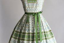 1950's / Fashion / by Ferdi Pedrotti-Ebenberger