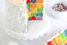 rainbow party. / by bekah jonjak