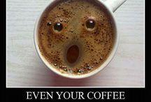 COFFEE / by Author Lynn Hubbard