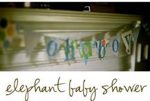 Baby shower / by Kristal Stewart