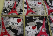 Projets de classe : France