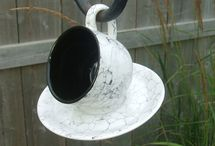 Bird Feeders / by Jeanette Edgington Haupt