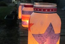 Holidays: July 4th / Fun ideas for Independence Day! / by Lynnae McCoy
